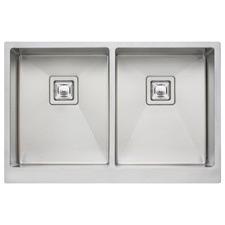 Professional Series Double Undermount Kitchen Sink
