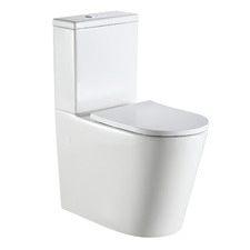 Vienna Comfort Height Toilet Cistern