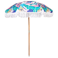 Miss Flamingo Beach Umbrella