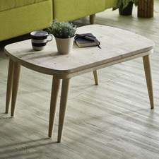 Ferreira Wooden Extendable Coffee Table