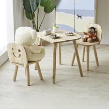 Maja Ansel Design Kids' Smiley Table & Chairs Set