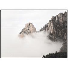 Cloud Peak Landscape Printed Wall Art