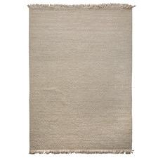 Cream Karma Weave Wool-Blend Rug