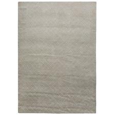 Grey Stardust Weave Wool-Blend Rug