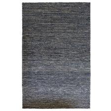 Black Mix Gemini Wool-Blend Rug