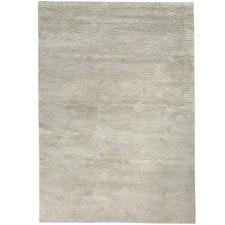 Grey Voyage Weave Wool-Blend Rug