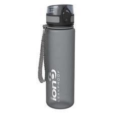 Grey 500ml Slim Water Bottle