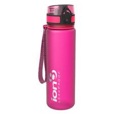 Pink 500ml Slim Water Bottle