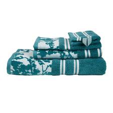 Van Gogh Fleurir Cotton Bathroom Towels