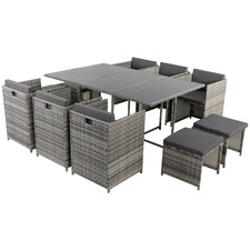 10 Seater Beauchamp Outdoor Dining Set