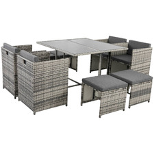 8 Seater Beauchamp Outdoor Dining Set