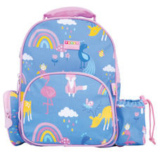 34cm Rainbow Days Backpack
