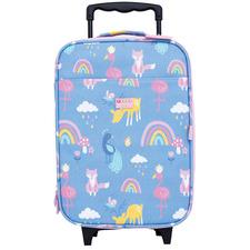 Rainbow Days 2 Wheelie Case Luggage