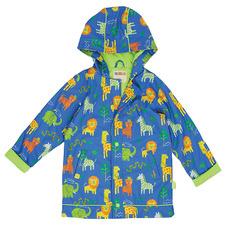 Wild Thing Hooded Raincoat