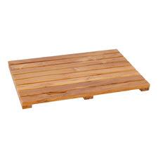 Slade Teak Wood Bath Mat