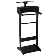 Black Debonair Valet Stand