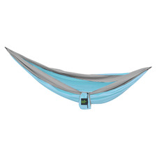 Blue Nylon Single Hammock