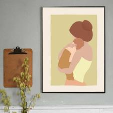 Motherhood Unframed Poster Print