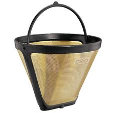 Cilio 24 Karat Gold Foil Coffee Filter
