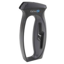 KitchenIQ V-Slot 10 Second Manual Knife & Scissors Sharpener