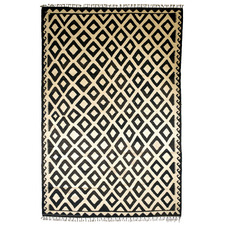 Didar Hand-Knotted Wool Kilim Rug