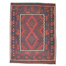 Jafar Hand-Knotted Wool Kilim Rug