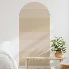 Oats & Sand Reusable Archway Decal