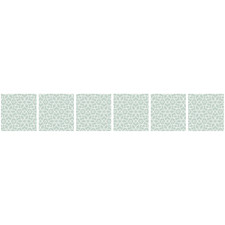 Moroccan Tile Stickers (Set of 6)