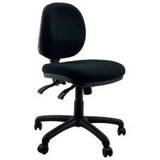 Duro Medium Back Adjustable Ratchet Office Chair