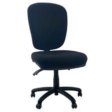 Stor Wide Seat High Back Office Chair