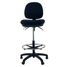 Daze Medium Back Nylon Base Drafting Chair