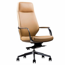 Elon High Back Faux Leather Executive Office Chair