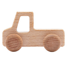 Hand Made Mini Wooden Toy Truck