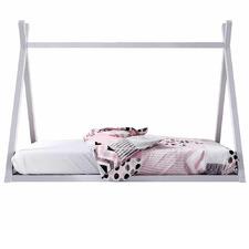 Marga Teepee Wooden Single Bed Frame