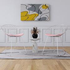 Wulfrun Velvet Dining Chairs (Set of 2)