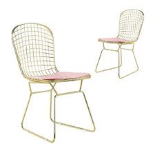 Elfgar Velvet Dining Chairs (Set of 2)