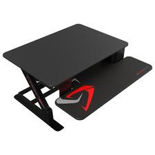 Francesco Ergonomic Adjustable Gaming Sit & Stand Desk Riser