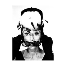 Audrey Hepburn Printed Wall Art