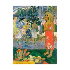 Ia Orana Maria Printed Wall Art