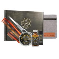 Grey Kingswood Gentleman Ultimate Beard Care Kit