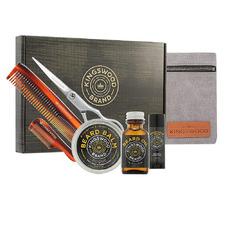 Grey Kingswood Rogue Ultimate Beard Care Kit
