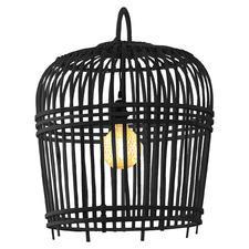 Romano Wooden Basket Lamp Shade