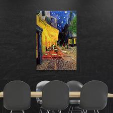 The Cafe Terrace - Van Gogh