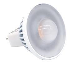 3W 12V Aluminium Body MR11 Globe