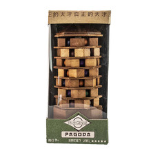 Chinese Pagoda Puzzle Game