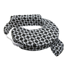 My Brest Friend Black & White Marina Nursing Pillow