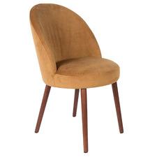 Barbara Velvet Dining Chair