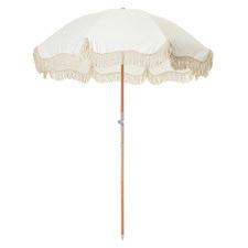 Antique White Premium Beach Umbrella