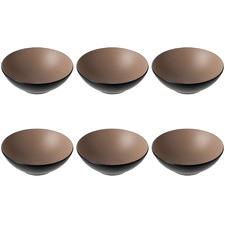 21.2cm Melamine Serving Bowls (Set of 6)