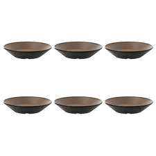 13cm Melamine Sauce Dishes (Set of 6)